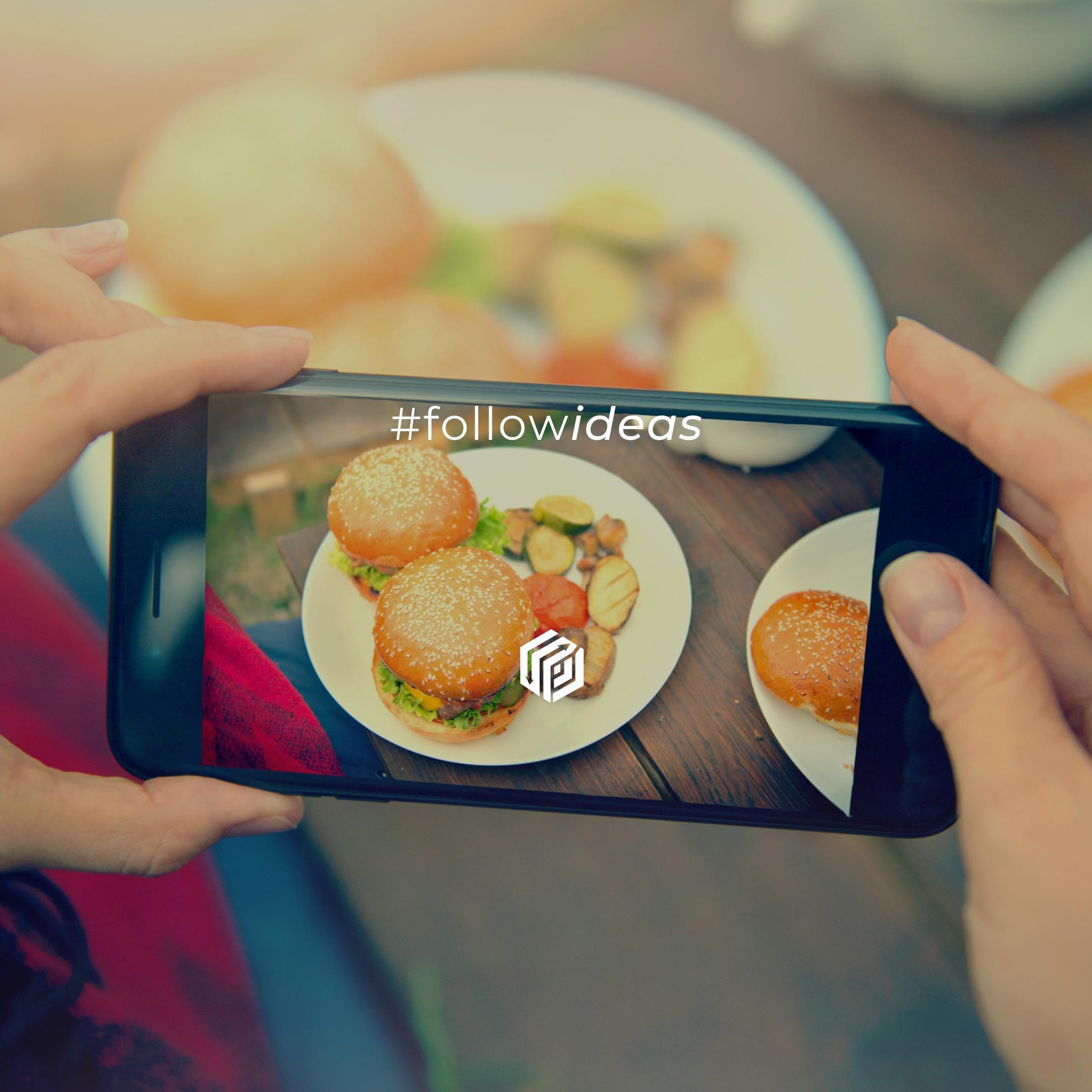 Food influencer marketing